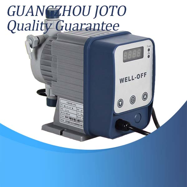 Electromagnetic Diaphragm Metering Pump Liquid Dosing Flow Pump