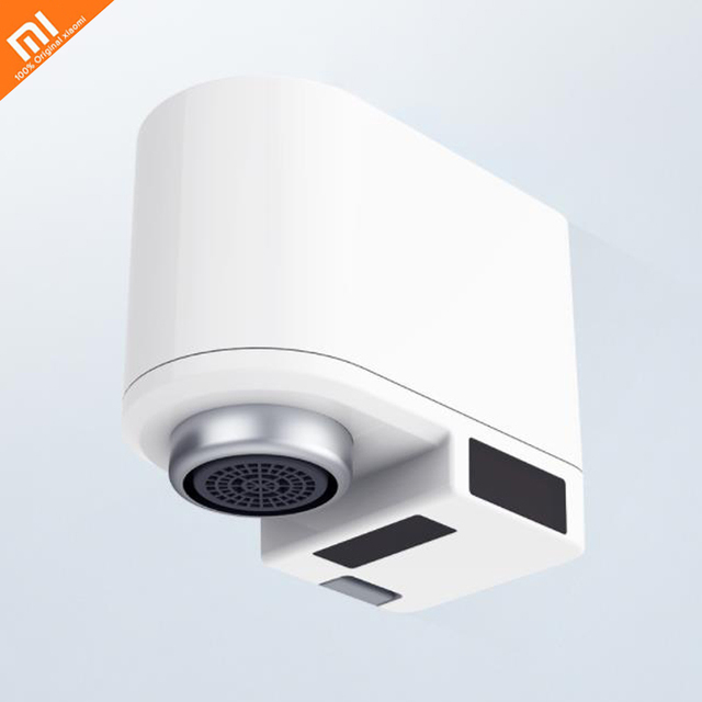Xiaomi youpin grifo inteligente sensor infrarrojo ahorro de agua ahorro de energía grifo de desbordamiento sensor de ahorro de agua Dispositivo de ahorro de agua