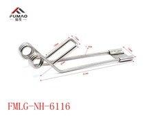 Custom stainless steel/spring steel down light springs,adjustable torsion springs for