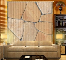 customize marble curtain home window bedroom living room curtains printing blackout curtains window beige polyester flannel europe embroidered blackout curtains for living room bedroom window tulle curtains home hotel villa