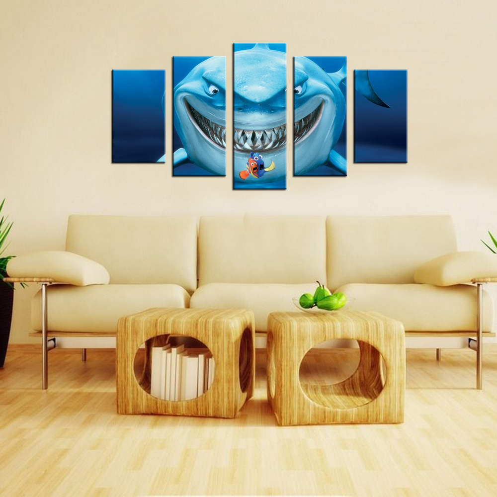 Pretty Finding Nemo Wall Decor Images - The Wall Art Decorations ...