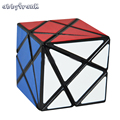 Abbyfrank Magic Cube 3x3x3 Speed Magic Puzzle Cube Cubos Magicos Angled Type Fluctuation Cubes Professtional Racing Cube Toys