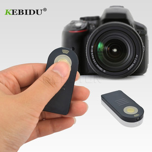 Image 3 - 20 stks/partij Draadloze Infrarood Afstandsbediening Sluiter voor Nikon ML L3 D7100 D7000 D90 D3300 D3200 1 V3 V2 DSLR Camera Controller