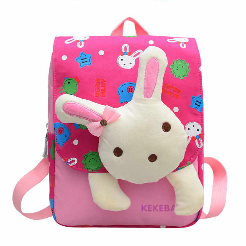 4d6114a112b4 Children Cartoon 3D School bags for Baby boys girls Preschool School  Backpack kids Toddler Kindergarten backpack