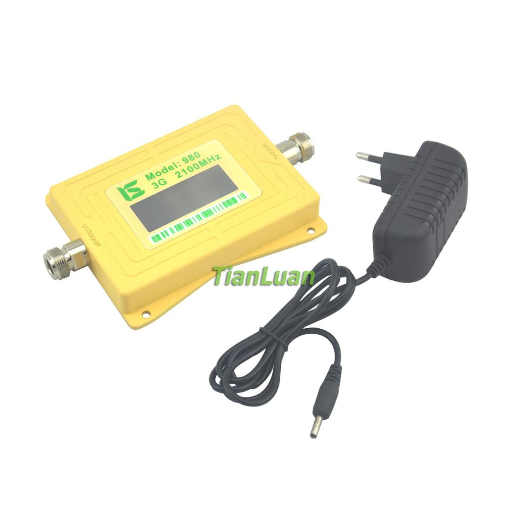 3G LCD Repeater Signal 6