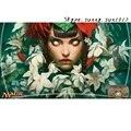 Mayael the Anima Magical the Gathering game playmat MTG card mats poker cards mat game playmats desk pad rubber magic mat tool