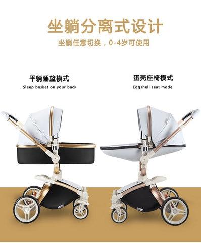 carrinho de bebe reclinavel multifuncional dobravel luz two way