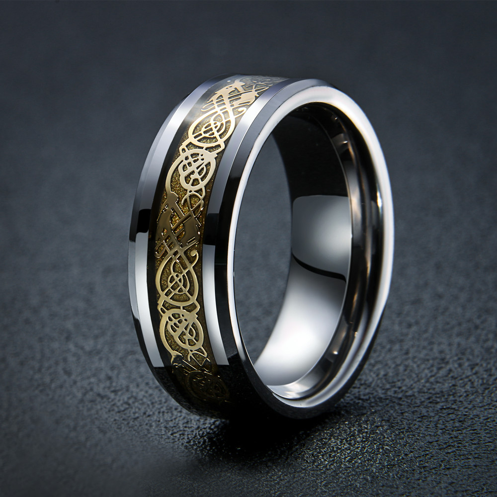 real TUNGSTEN Carbide ring fines