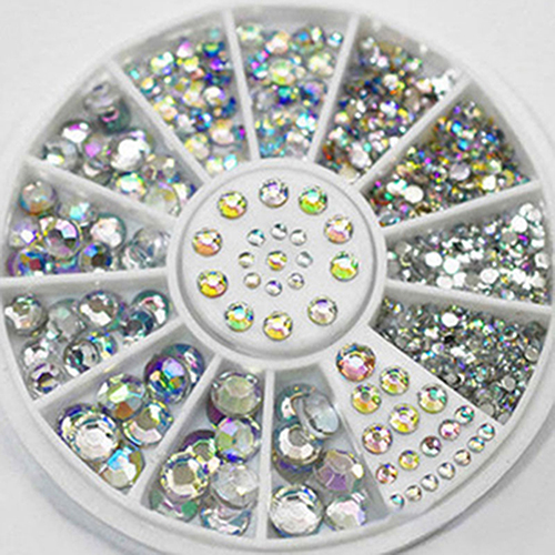 fontb1-b-font-wheel-5-sizes-white-multicolor-diy-nail-art-tip-3d-decor-glitter-rhinestones