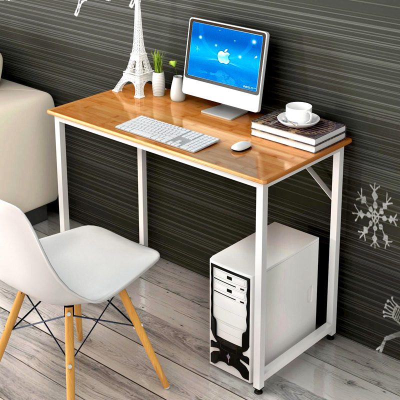 High Quality Modern Simple Office Computer Desk Environmental Protection Wooden Furniture Supplies On Aliexpress Alibaba Group