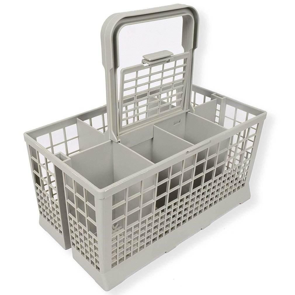 Hearty Universal Dishwasher Cutlery Basket Cage Tray Fits Kenmore Grey 8 Slot Home & Garden