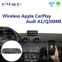 Joyeauto Aftermarket A1 Q3 MMI RMC OEM Wifi Wireless Apple CarPlay Interface Retrofit for Audi with Touch Screen Reverse Camera