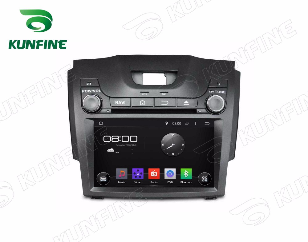 Car dvd GPS Navigation player for S10 2013 7 inch A