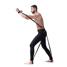 Fitness Resistance Pull Rope Elastic Rope Training Equipment Natural Rubber Band Belt Gym Equipment Basketball Resistance Rope цены