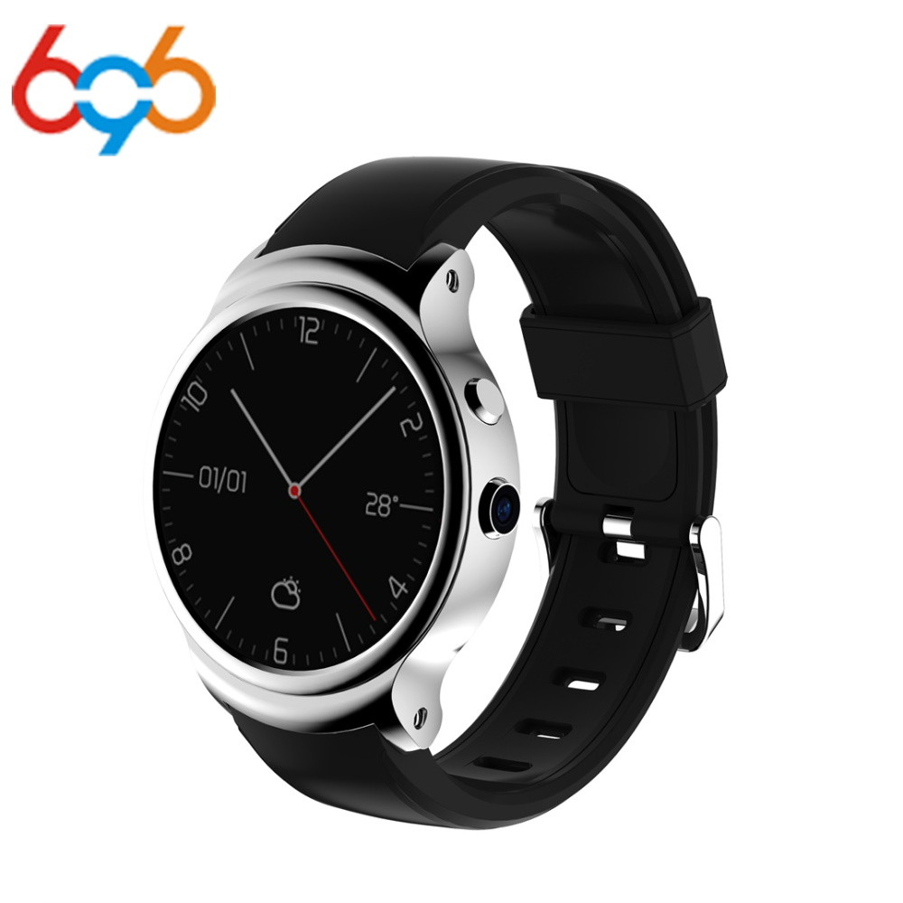 696 I3 Smart Watch 1.5 Inch MTK6580 Quad Core 1.3GHZ Android 5.1 3G Smart Watch 500mAh 2.0 Mega Pixel Heart Rate Monitor696 I3 Smart Watch 1.5 Inch MTK6580 Quad Core 1.3GHZ Android 5.1 3G Smart Watch 500mAh 2.0 Mega Pixel Heart Rate Monitor