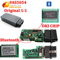 Melhor ferramenta Diagostic VAS5054A ODIS 3.03/V3.12 com função OKI VAS 5054A VAS5054 Bluetooth Suporte UDS Protocolo original 1:1