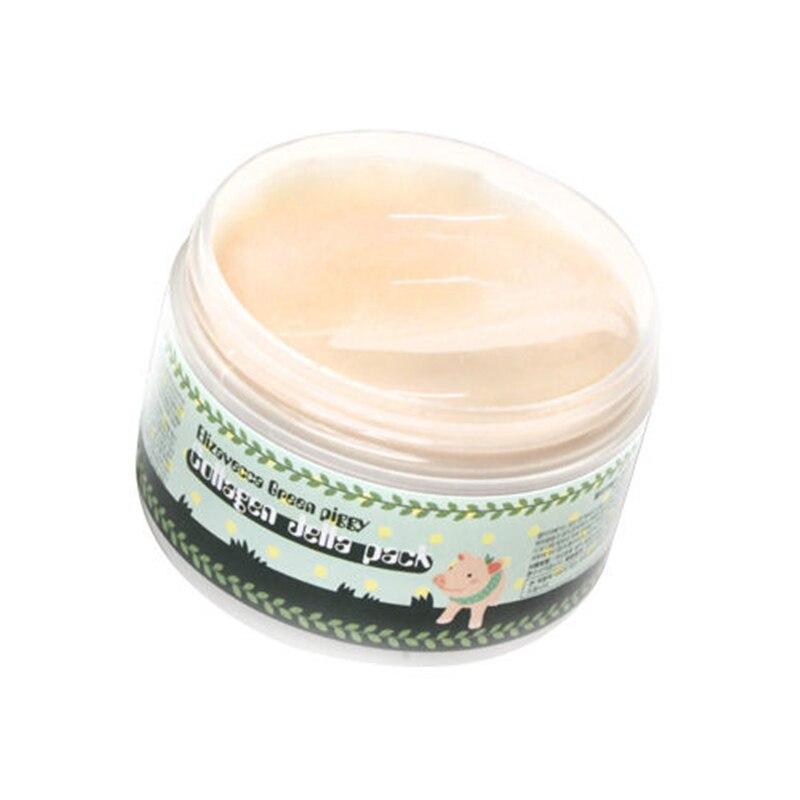 Original Elizavecca Green Piggy Collagen Jella Pack 100g Face Care Facial Mask Skin Brightening Moisturizing Soothing Sleep Mask