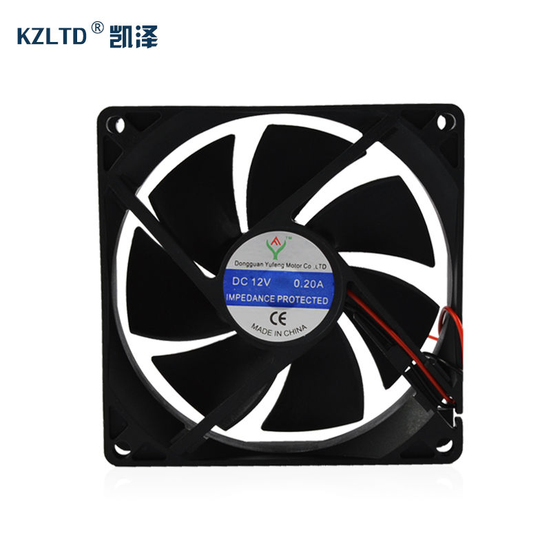 SSR Solid State Relay Heat Dissipation  Fan KF9025 normally open single phase solid state relay ssr mgr 1 d48120 120a control dc ac 24 480v