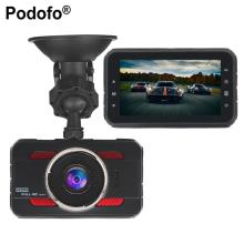 Cheap price Podofo Original 3.0 Inch Newest Mini Car DVR Car Camera  A80 Full HD 1080P Video Registrator Recorder HDR G-sensor Dash Cam DVRs