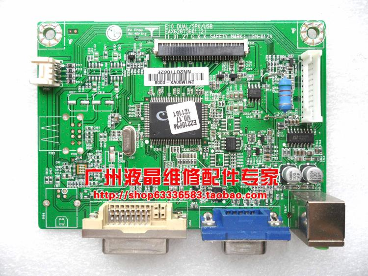 ФОТО Free Shipping>Original 100% Tested Working motherboard EAX62873601 decode board