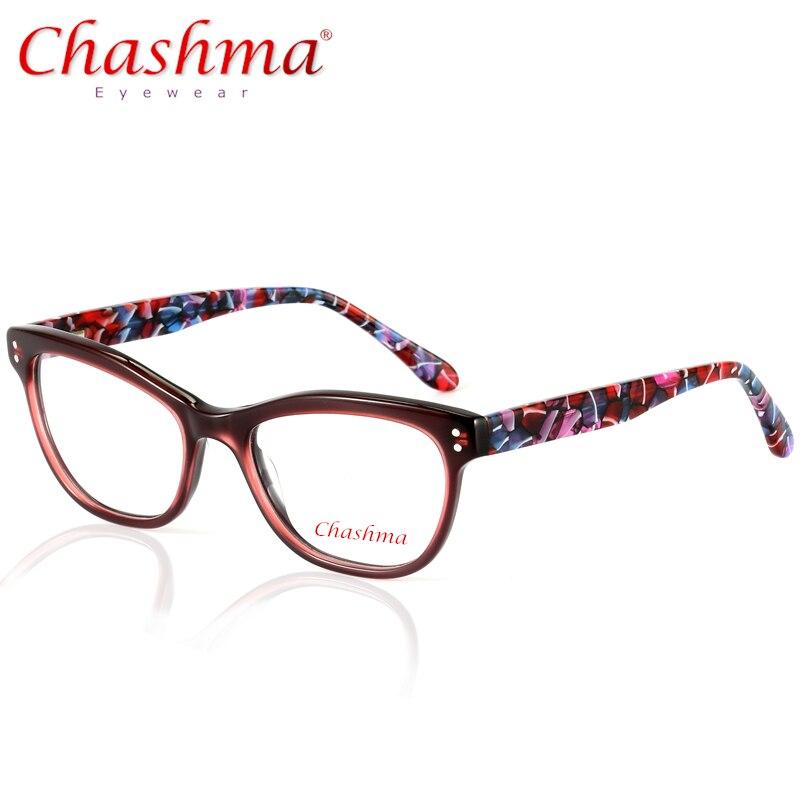 Vintage lunettes optiques monture lunettes pour hommes et femmes lunettes en acétate montures myopie lunettes
