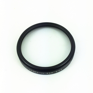 Image 2 - Leitz UVa השני UV מסנן עדשת מגן עבור לייקה מצלמה TL2 ש D LUX UV A שחור כסף E39 E43 e46 E49 E52 E55 E60 E62 39 43 46 mm