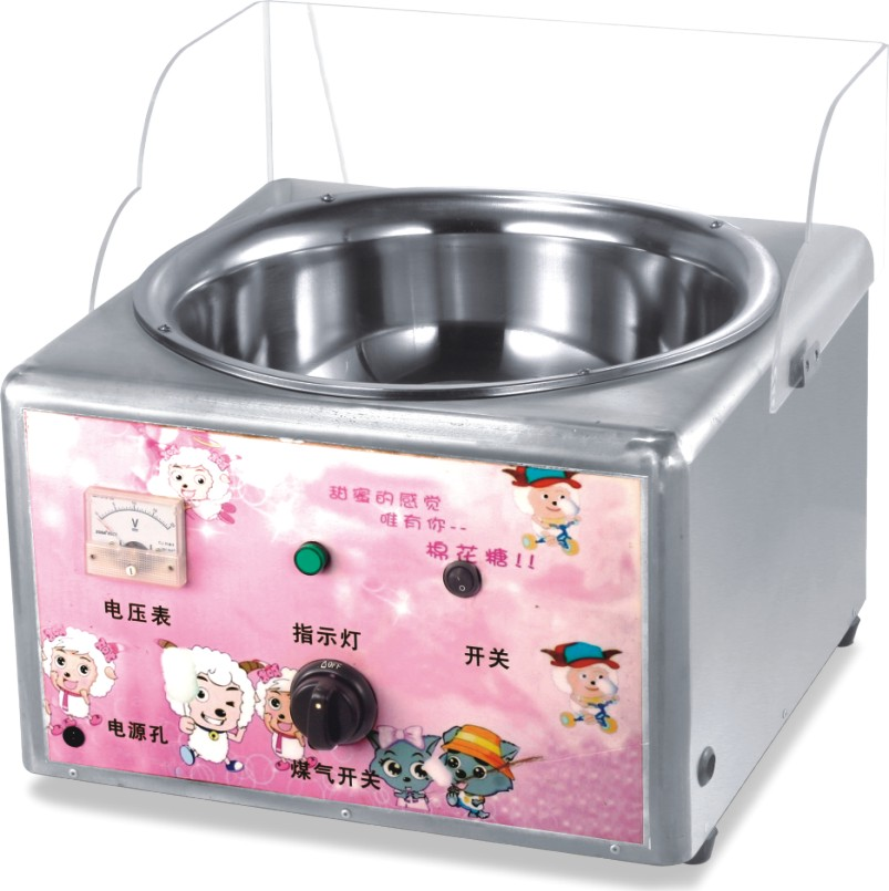 Commercial gas cotton candy machine candy floss machine Sugar Floss Machine цена