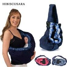 Pasgeboren Baby Carrier Inbakeren Sling Zuigeling Verpleging Papoose Pouch Voor Carry Wrap Puur Katoen Borstvoeding Voeden Draagtas