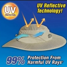 Hot Selling Arctic Cap Cooling Ice Sunscreen Hydro Bucket Hat with UV Protection Keeps you Cool Protected