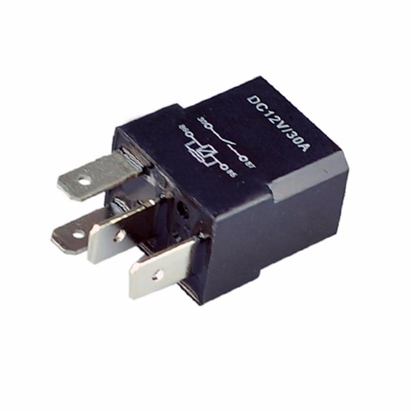 Aliexpress Com   Buy Car Fuel Pump Relay 12v 30a 4 Pin 4p