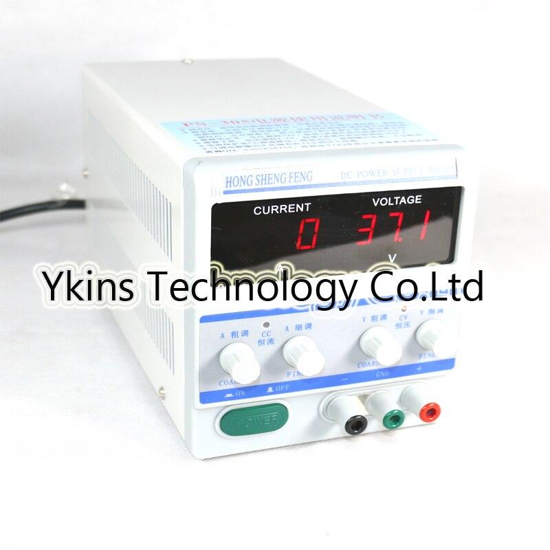 Haute précision numérique réglable PS305 DC alimentation 0-30 V 0-5 V pour laboratoire ordinateur portable réparation EU Plug 220 V