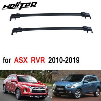 Nieuwe collectie imperiaal cross bar cross dak rail voor Mitsubishi ASX RVR 2010-2019. Dikker aluminium door ISO9001 fabriek.