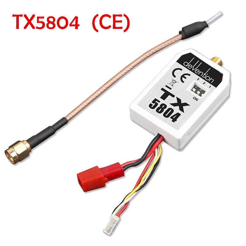 Original Walkera TX5804 CE 5.8G Real Time Image Transmitter for Walkera QR X350 Pro Spare parts QR X350-Z-21 qr x350 pro z 06 brushless motor spare parts for walkera qr x350 pro