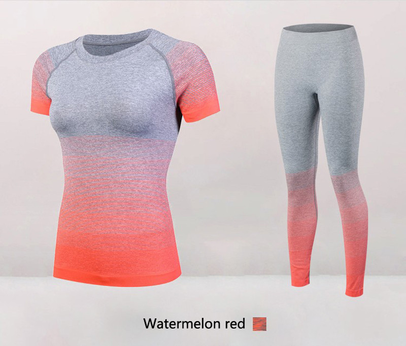 Fitness Women Yoga Set - Sport Suit