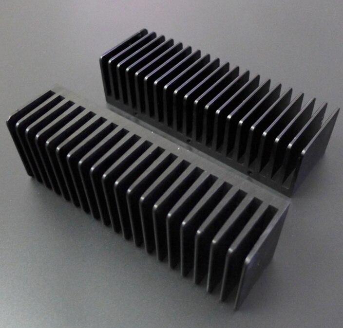 Бесплатная доставка, толстые тепловые чернила для LM3886 TDA7293, Плата усилителя мощности 155*50*40 мм, радиатор, индивидуальный радиатор|lm3886|tda7293  | АлиЭкспресс