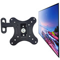 "Universal Articulating Adjustable Swivel Tilt  TV Wall Mount Stand Bracket Holder for 14""-26"" LCD LED Screen Flat Panel Monitor"