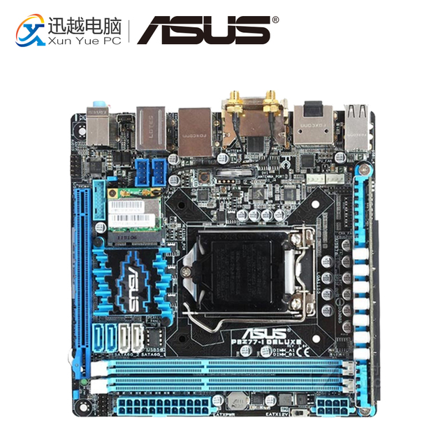 Asus P8H77-I PC Diagnostics Treiber Windows XP