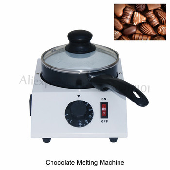 Commercial Electric Chocolate Melting Furnace Handmade Soap Handmade Wax Melt Machine Heating Hot Stove Non-stick Pot