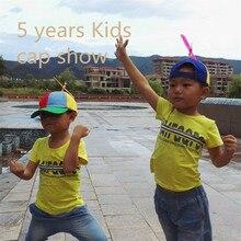 2016lgc024 mujeres niños divertido al aire libre Hélices libélula de bambú  sombrero de sol gorra de béisbol 63ba6ad0860