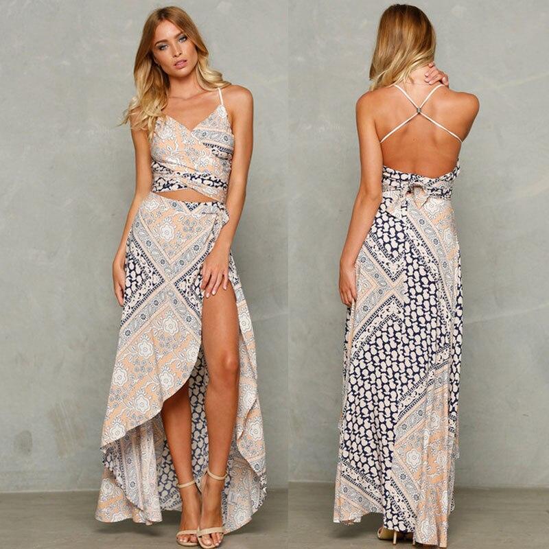 Popular High Slit Dress-Buy Cheap High Slit Dress lots from China ...