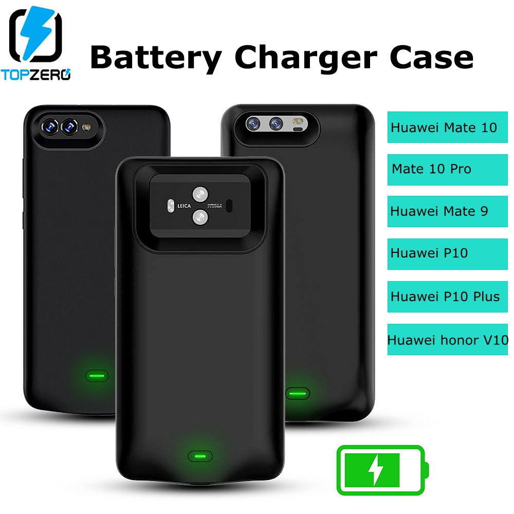 <font><b>Battery</b></font> <font><b>Case</b></font> For <font><b>Huawei</b></font> Mate 9 10 Pro Soft Silicone attery Charger <font><b>Case</b></font> For <font><b>Huawei</b></font> honor V10 <font><b>P10</b></font> Plus <font><b>Battery</b></font> External <font><b>Case</b></font> image