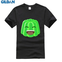 Jelly Yt Jelle Men's T Shirt Painted Funny Tee Shirt Man Plus Size 3xl Topic T-Shirt Homme T(China)