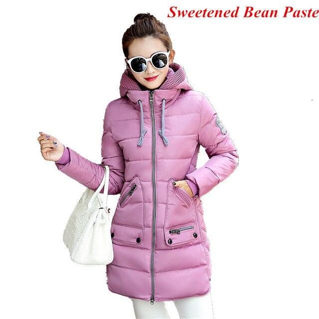 Big Size 7XL Winter Jacket Women