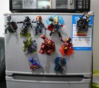 Children's gift Avengers Iron Man Captain America Spiderman Batman Hulk Superman Hand do Toys