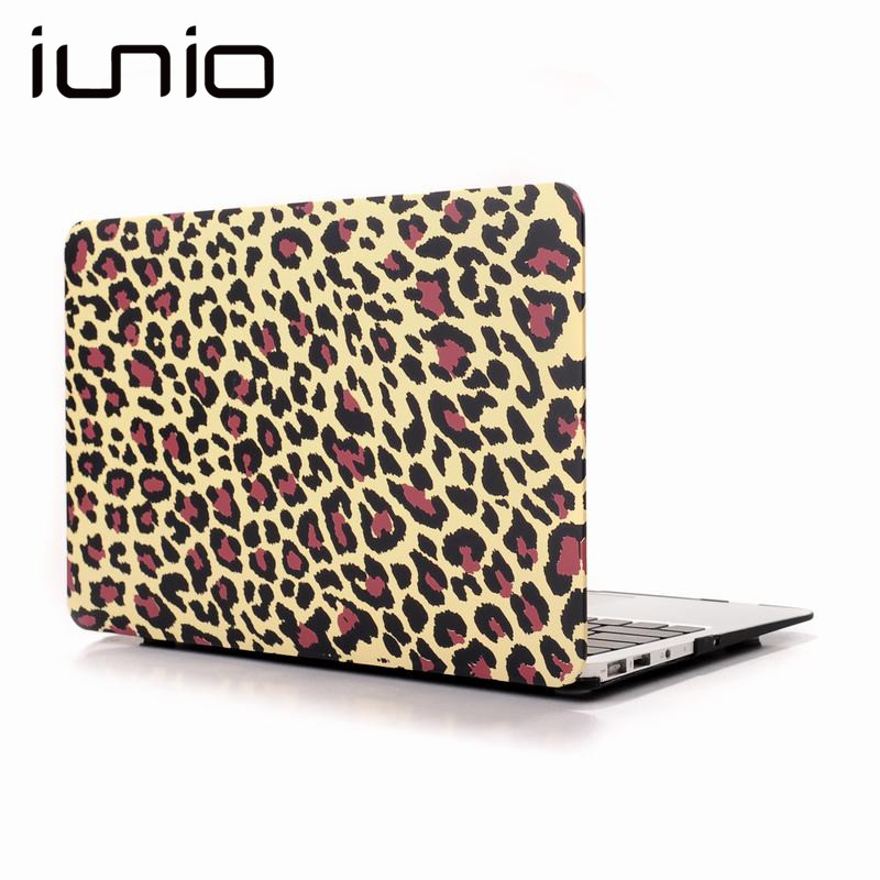For Macbook Air 13 Case Fashion Leopard Custom Case For Macbook Pro 13 Case Retina Cover Hard 13.3 Inch Laptop Case For Mac Pro