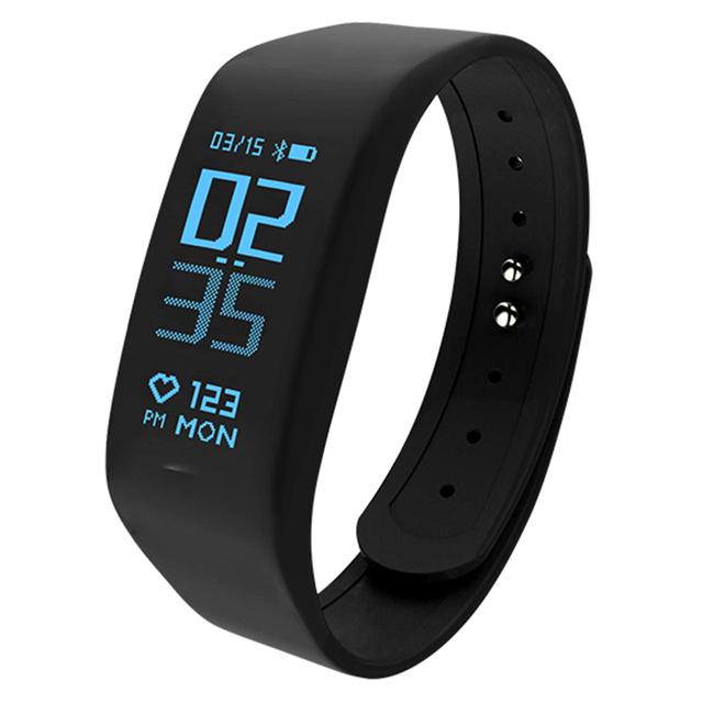 B5 Smart Wristband Heart Rate Monitor IP67 Waterproof Sports Fitness Tracker Smartband smart Watch ios android pk mi band 3