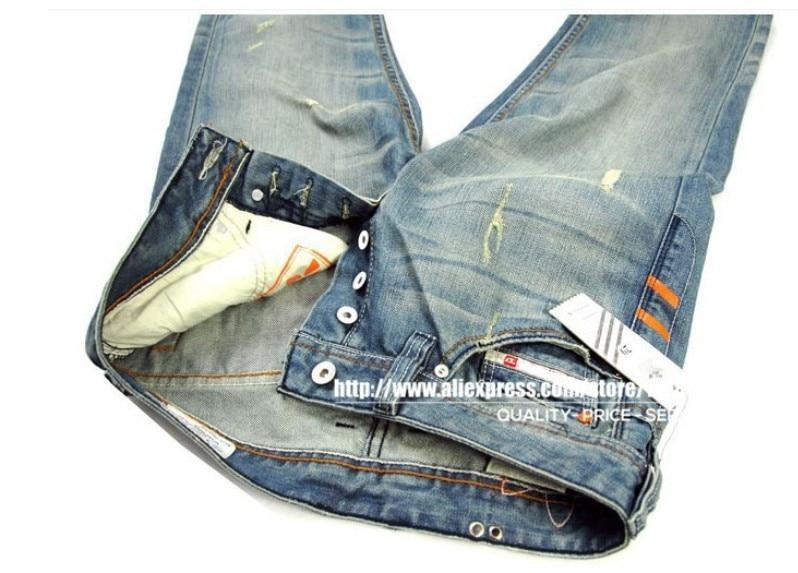 David Beckham Diesel Jeans