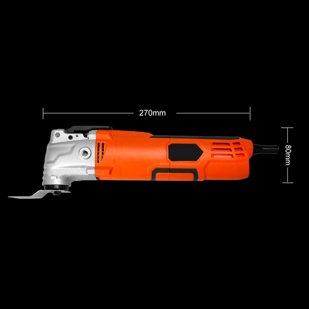 Electric Cutter Trimmer Multi-Function Woodworking Oscillating Tools Electric Saw Renovator Tool 350W MultimasterElectric Cutter Trimmer Multi-Function Woodworking Oscillating Tools Electric Saw Renovator Tool 350W Multimaster