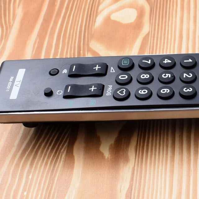 remote control for SONY Bravia TV RM-ED009 RM-ED011 rm-ed012 , universal RM ED011 controller for Sony smart LED LCD HD TV. 6