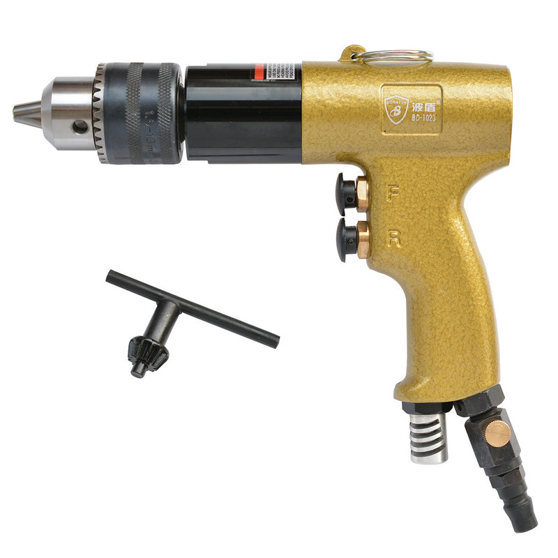 цена на 13mm speed gun drill with reversible pneumatic drill drill BD-1023 air gun drill